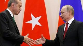 Putin und Erdogan verkünden normalisierte Beziehungen