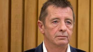 Nach Morddrohungs-Prozess: AC/DC-Musiker erneut festgenommen