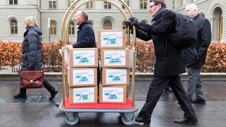 Initiative will faire Preise für Importprodukte in der Schweiz