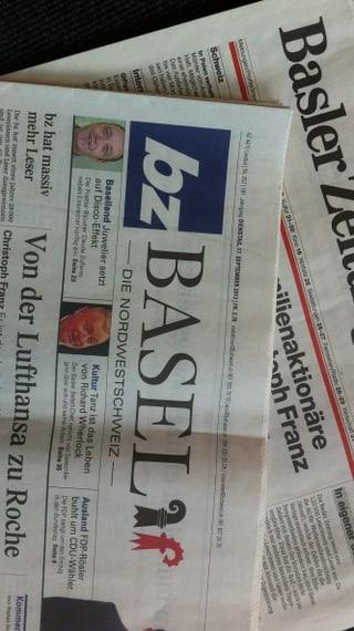 «bz» gewinnt, «BaZ» verliert