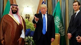 Saudi-Arabien First