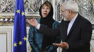 Ashton zu Atomgesprächen im Iran
