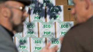 Bundesrat warnt vor der Ecopop-Initiative