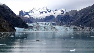 Alaskas schmelzende Gletscher und der Sofa-Effekt