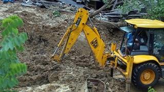 Erdrutsch in Sri Lanka: 150 Personen vermisst