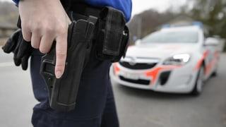 Wenn ein Computer Verbrechen vorhersagt: «DOK» unterwegs mit der Polizei der Zukunft –  in Aarau, Zürich und in den USA.