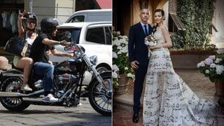 Eros Ramazotti: Erst Töfftour, dann Hochzeitsfeier