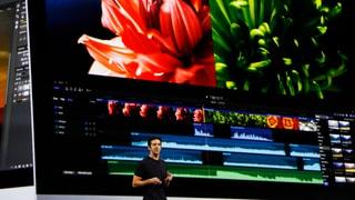 Apple lanciert neue Features für Mac-Nutzer im Videobereich und will so wieder die Profis zurückholen.