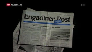 Onn da giubileum per l'Engadiner Post (Artitgel cuntegn video)
