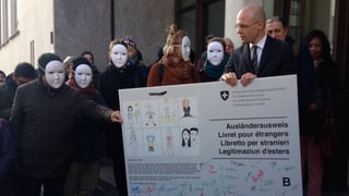 Mehr Menschlichkeit für Sans-Papiers in Basel