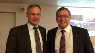 Zuger FDP setzt auf amtierende Regierungsräte