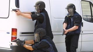 Kantonspolizei Zürich: Mit dem Smartphone auf Verbrecherjagd
