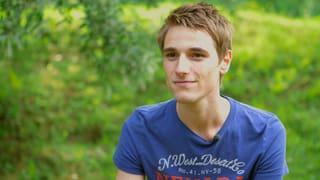 Video «Erste Liebe: Porträt - Ivan (7/9)» abspielen