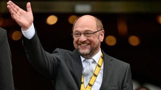 Onuraziun per Martin Schulz