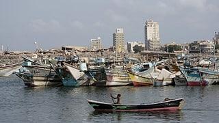 Gespannte Lage in der umkämpften Hafenstadt Hodeida (Artikel enthält Video)