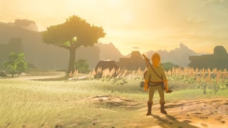 Ganz, ganz grossartig: «The Legend of Zelda: Breath of the Wild»