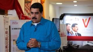 Maduro erhöht erneut den Mindestlohn