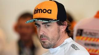 Alonso: «Action auf der Strecke richtig schwach»