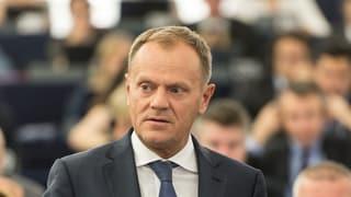 Flüchtlinge: Tusk will Ankara in die Pflicht nehmen
