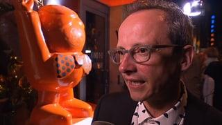 Hannes Hug: Moderator dank «Teleboy»