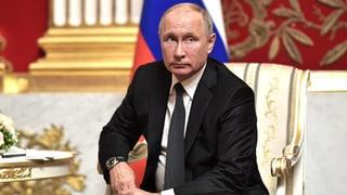 Putin im Fadenkreuz der Vorwürfe
