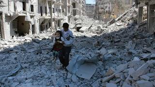 EU will Hilfskonvoi nach Aleppo schicken