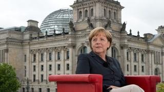 Merkel fordert internationalen Datenschutz