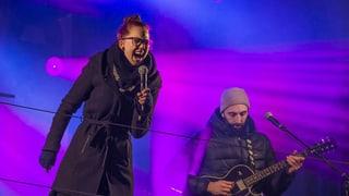 Videos: die Acts auf der Konzertbühne