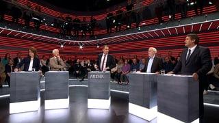 «Arena»: Wie ungerecht ist die Schweiz?