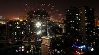 Chinesen begrüssen das «Jahr des Affen»