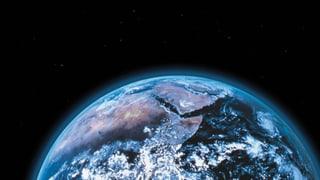 Kam das erste Leben aus dem All zur Erde?