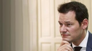 Pierre Maudet duai succeder a Burkhalter