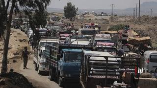 270'000 Menschen auf der Flucht