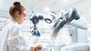 Raus aus dem Käfig: Die neuen Roboter kommen