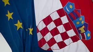 Ständerat bewilligt den Kohäsionsbeitrag an Kroatien