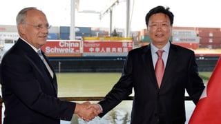 Schweiz und China feiern Freihandelsabkommen