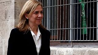 Schwester von König Felipe: Anklage wegen Steuerdelikten?