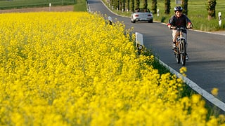 3 projects da votaziun: iniziativas d'agricultura e vias da velo