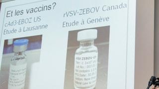 Bei der Ebola-Impfung entscheidet die Wirksamkeit