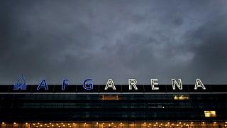 Die AFG-Arena braucht einen neuen Namen