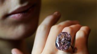 76 Millionen Franken für einen Diamanten