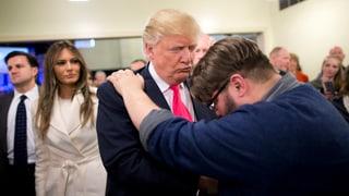 Trump: Der nicht ganz so bibelfeste Erlöser