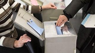 Graubünden wählt Regierung und Parlament