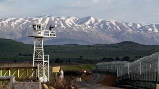 Syrische Rebellen entführen UNO-Blauhelme