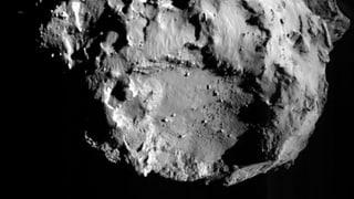 Wasser für die Erde? Nicht von Kometen wie Tschuri