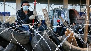Keine Anzeichen für Entspannung in der Ostukraine