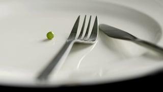 Hunger verlängert das Leben