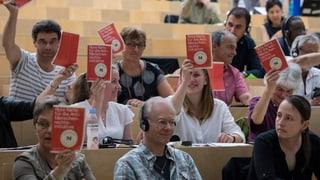 Grüne diskutieren über nachhaltige Europapolitik