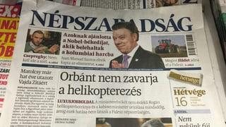 Kritische Stimme in Ungarn verstummt