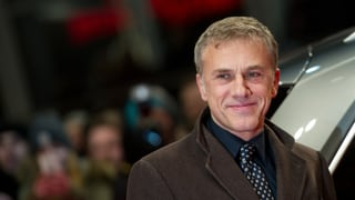 Christoph Waltz kommt ans Zurich Film Festival